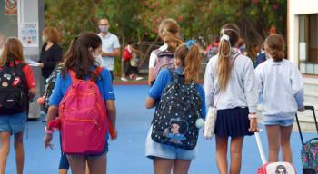 Retour en images sur la rentrée des classes 2020 dans les lycées français du monde