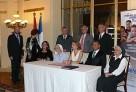 Coopération renforcée avec les établissements en Égypte