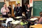 Le Lycée français de Toronto reçoit la visite du ministre de l'Éducation nationale, de la Jeunesse et de la Vie associative