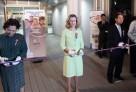 Inauguration du nouveau Lycée français international de Tokyo en présence de personnalités de premier plan