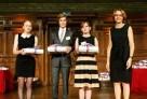Remise des prix du prestigieux concours général à la Sorbonne