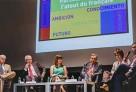 """Table ronde """"Parcours d'avenir, l'atout du français"""" à Madrid : des jeunes issus du réseau témoignent"""