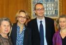 Le prix Shibusawa-Claudel 2012 remis à l'historien Matthieu Séguéla, professeur au lycée de Tokyo