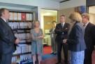 Visite à l'AEFE de Madame Hélène Conway, ministre déléguée chargée des Français de l'étranger