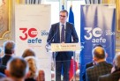 Présentation au Quai d'Orsay de l'année des 30 ans de l'AEFE et du cap fixé pour 2030