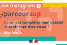 Parcoursup : les lycéens du réseau AEFE au rendez-vous d'un tchat sur Instagram