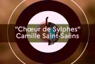 L'Orchestre des lycées français du monde fête la musique en interprétant le Chœur des Sylphes de Camille Saint-Saëns