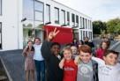 Le lycée français de Düsseldorf fête son 50e anniversaire dans de nouveaux bâtiments