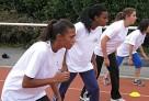 Une journée du sport scolaire dans toute la France, avec la participation d'élèves du réseau et de grands champions français