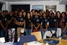 Visite guidée dans les universités parisiennes pour des élèves venus du Ghana