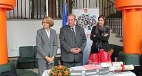 Signature d'une convention pour le développement du service civique au sein des établissements du réseau