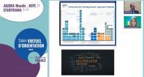 """Conférence """"Panorama de l'enseignement supérieur français"""""""