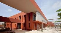 Inauguration du nouveau lycée français Jean-Mermoz de Dakar