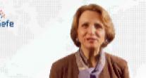 Anne-Marie Descôtes, directrice de l'AEFE, présente ses vœux pour l'année 2013