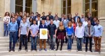 Beau palmarès pour les élèves du réseau aux Olympiades 2014 de géosciences
