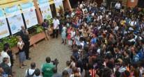 """Ouverture de la """"journée COP21"""" au lycée Fustel-de-Coulanges de Yaoundé"""