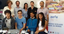 En direct du bac à Rome : le 6 juin à 18h00 (UTC+2), émission depuis le studio de Web radio du lycée Chateaubriand