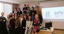 À Valence, chaleureuse cérémonie de lancement du site AGORA en Europe ibérique