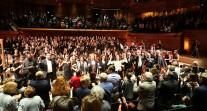 Saison 4 de l'OLFM : ovation du public