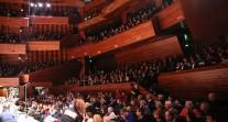 Saison 4 de l'OLFM : le concert fait salle comble
