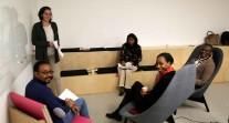 Séminaire des référents communication à l'AEFE (mars 2018): travail en groupe