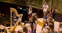 Retour en images sur les répétitions et le concert final de la saison IV de l'Orchestre des lycées français du monde