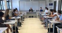 Rentrée 2021 - Lycée français international d'Amman