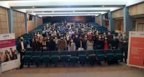 Accueil de la promotion 2021 Excellence-Major : le groupe des participants à la réunion à Paris