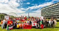 Retour en images sur la finale de l'édition 2015 d'Ambassadeurs en herbe à l'Unesco à Paris