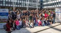 """Rencontre internationale """"Ambassadeurs en herbe"""" 2019 à Paris: le film et l'album photo"""