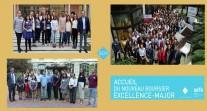 À Lyon, Paris puis Toulouse, réunions d'accueil des boursiers Excellence-Major de la promotion 2018