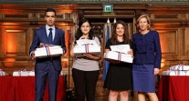 Les lycéens du réseau se distinguent au concours général 2014
