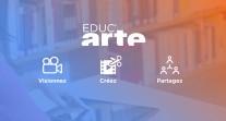 Faire bénéficier les élèves des ressources numériques Educ'ARTE