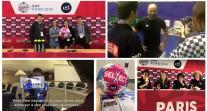 Le championnat d'Europe de handball féminin vu par les jeunes reporters internationaux des lycées français de Budapest et Madrid