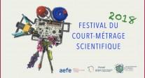Festival du court-métrage scientifique 2018 : action !