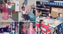 """Photos-souvenirs confiées par la lauréate du prix AEFE """"Ancien·ne élève"""""""