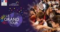 """Le concert de l'OLFM du 18 mars à Paris, étape du """"Grand Tour, voyage en francophonie"""""""