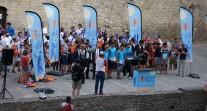 Édition 2014 des Jeux internationaux de la jeunesse dans l'Aude