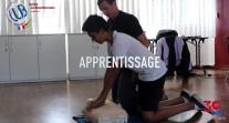 Apprentissage des gestes qui sauvent