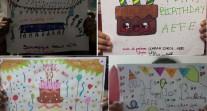 Semaine/mois des langues : dessins d'élèves de Djibouti