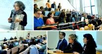 Retours en images sur le séminaire des enseignants formateurs en langues organisé à Paris pour préparer le déploiement de la réforme du baccalauréat