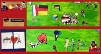 Journée franco-allemande 2020 : dessins d'enfants