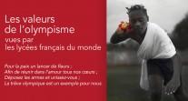 """Exposition photographique """"Les valeurs de l'olympisme vues par les lycées français du monde"""""""