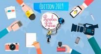 """Concours Paroles de presse 2019 : thématique en lien avec l'Année de la science et introduction d'une catégorie """"réseau social"""""""
