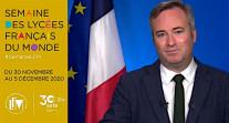 Message d'ouverture de la 4e édition de la Semaine des lycées français du monde