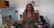 Georgina Siaba, lauréate du trophée Ancien·e élève des lycées français 2020