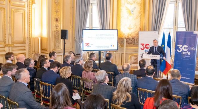 Conférence de presse #AEFE30 : Jean-Baptiste Lemoyne