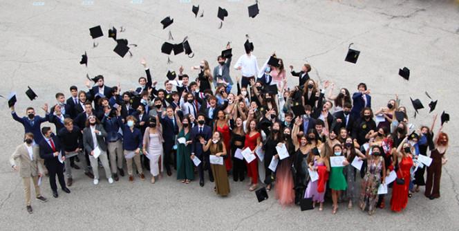 Baccalauréat 2021 - Lycée français de Madrid