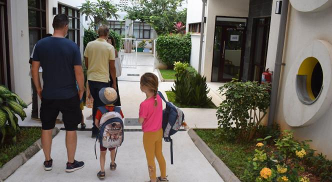 Rentrée 2021 - École française Arthur-Rimbaud de Dar Es Salaam