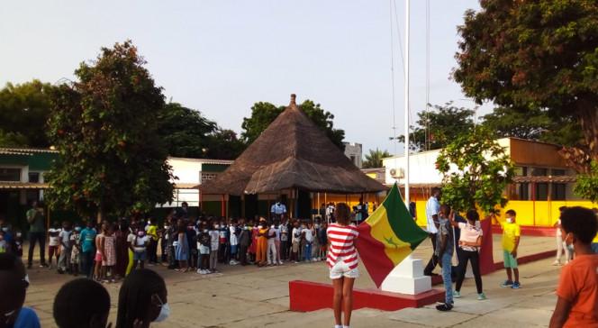 Rentrée 2021 - École franco-sénégalaise de Fann de Dakar